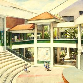 School Amphitheatre