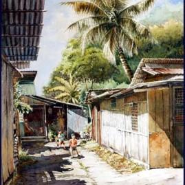 Singapore's Last Kampong (Lor Buangkok)