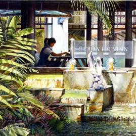 Perian Fountain @ RGS