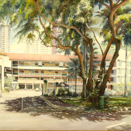 Raffles Girls' School Singapore