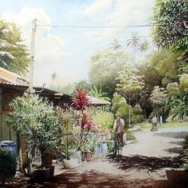 Quiet Life on Pulau Ubin